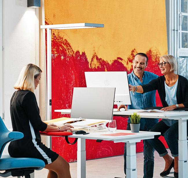 officeplus ergonomie im buero optimale arbeitsumgebung