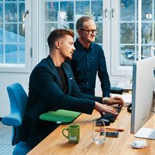 officeplus Produkte - ergonomische Armauflage