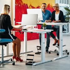 officeplus Produkte - ergonomische Fussstuetze