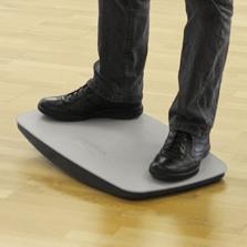 officeplus Produkte - Balancierplatte, Stehboard Steppie