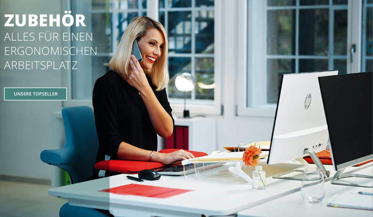 officeplus ergonomie im buero Produkte - Ergonomisches Zubehoer