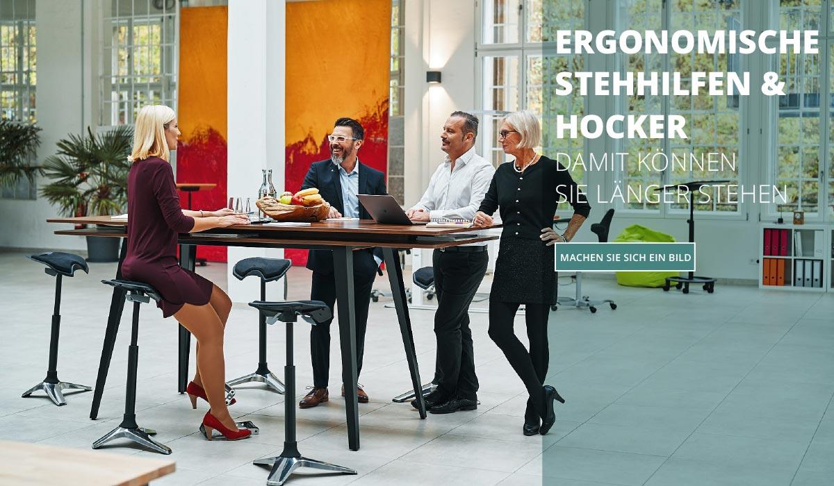 officeplus ergonomie im buero Produkte - Ergonomische Stehhilfen
