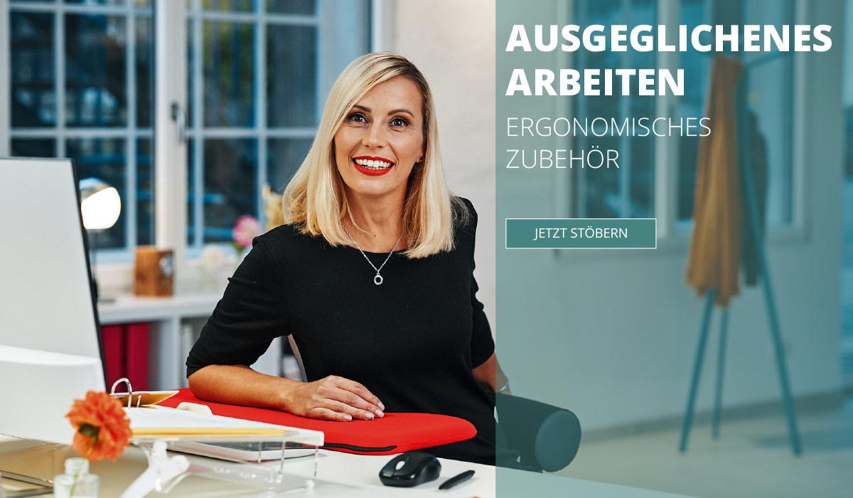 officeplus Produkte - ergonomisches Zuebehoer